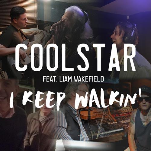 I Keep Walkin by Coolstar