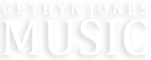 Gethyn Jones Music - logo